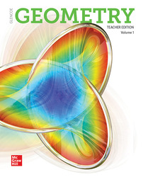 Geometry 2018, Teacher Edition, Volume 1