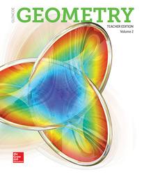 Geometry 2018, Teacher Edition, Volume 2