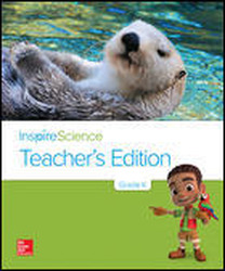 Inspire Science 2.0 Grade K, Teacher Demonstration Science Kit