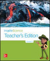 Inspire Science 2.0 Grade 3, Teacher Demonstration Science Kit