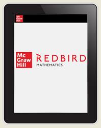 Redbird Mathematics Student subscription, 1 year