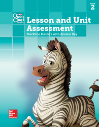 Open Court Reading Grade 5, Lesson and Unit Assessment BLMs with Answer Key, Book 2