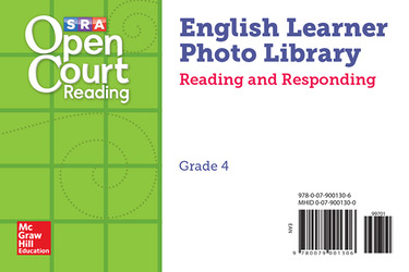 Open Court Reading Grade 4, EL Photo Library Reading and Responding Card Set