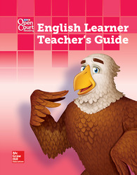 Open Court Reading Grade K English Learner Teacher Guide