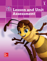 Open Court Reading Grade 4, Lesson and Unit Assessment, Book 1