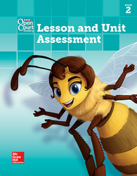 Open Court Reading Grade 5, Lesson and Unit Assessment, Book 2