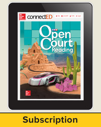 Open Court Reading Grade 5 Student License, 1-year subscription