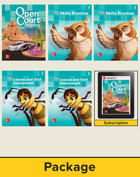 Open Court Reading Grade 5 Student Digital and Print Comprehensive Bundle, 6-year subscription