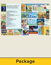 Wonders Grade 2 Trade Book bundle 6 of 24 titles