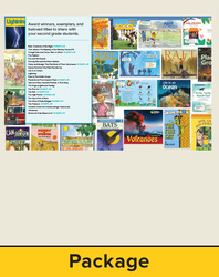 Wonders Grade 2 Trade Book bundle 6 of 24 titles