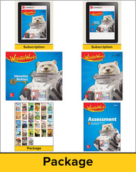 WonderWorks Stand Alone V2 Gr6 Bundle with 1 Year Subscription