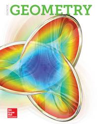 Glencoe Geometry 2018, Student Print Set (5 Hardcover Student Editions)