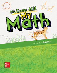 McGraw-Hill My Math, Grade 4, Student Edition, Volume 2