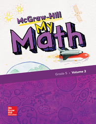 McGraw-Hill My Math, Grade 5, Student Edition, Volume 2