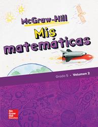 McGraw-Hill My Math, Grade 5, Spanish Student Edition, Volume 2