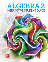 Algebra 2 2018, Interactive Student Guide