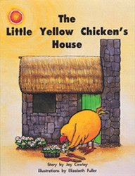 Story Basket, The Little Yellow Chicken's House