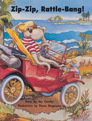 Story Basket, Zip-Zip, Rattle-Bang!, Big Book