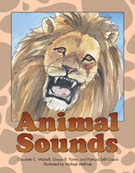 Visions, (Level C) Animal Sounds Big Book