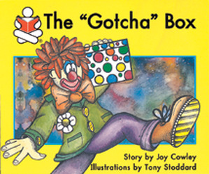 Story Box, (Level B) The Gotcha Box, Big Book