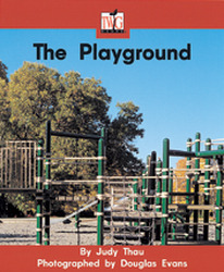 TWIG, (Level A) The Playground Big Book