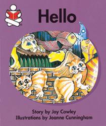 Story Box, (Level D) Hello