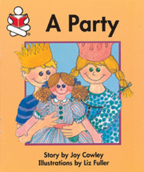 Story Box, (Level A) A Party, Big Book