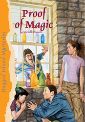 Ragged Island Mysteries, Proof of Magic, 6-pack