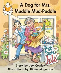 Story Box, A Dog For Mrs. Muddle Mud-puddle