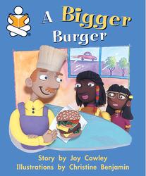 Story Box, A Bigger Burger