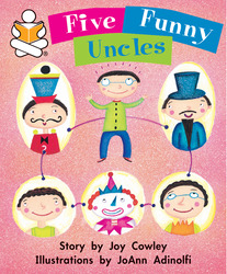 Story Box, Five Funny Uncles