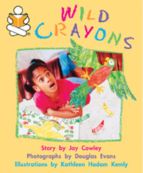 Story Box, (Level J) Wild Crayons