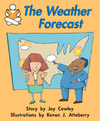 Story Box, (Level J) The Weather Forecast