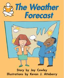 Story Box, (Level J) The Weather Forecast