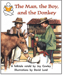 Story Box, (Level I) The Man, the Boy, and the Donkey