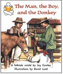 Story Box, (Level I) The Man, the Boy, and the Donkey