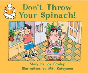 Story Box, (Level I) Don't Throw Your Spinach!