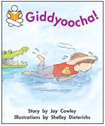 Story Box, (Level J) Giddyoocha!