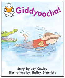 Story Box, (Level J) Giddyoocha!