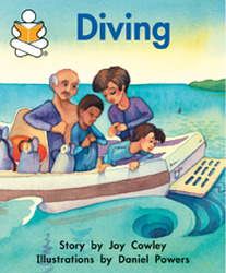 Story Box, (Level H) Diving
