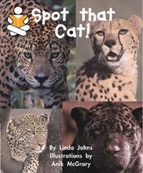 Story Box, (Level I) Spot That Cat!