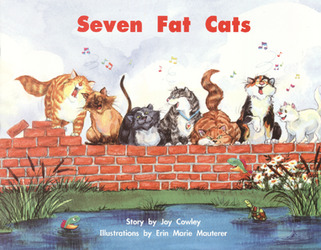 Story Basket, Seven Fat Cats, 6-pack