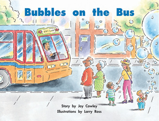 Story Basket, Bubbles On The Bus, 6-pack