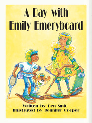 Take Two, A Day with Emily Emeryboard, Level M, 6-pack