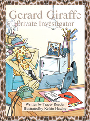 Take Two, Gerard Giraffe, Private Investigator, Level N, 6-pack