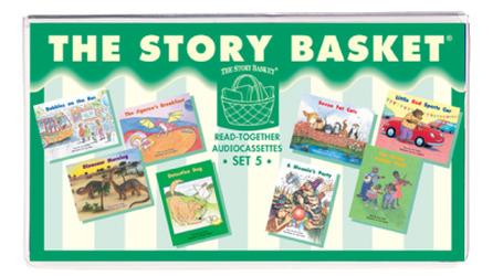 Story Basket, Read-Togethers: Set 5 (Cassettes)
