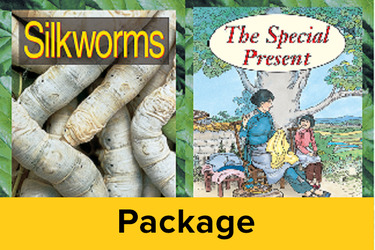 Take Two, Silkworms/Special Present, 6-pack