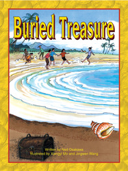 Take Two, Buried Treasure, Level P, Single Copy