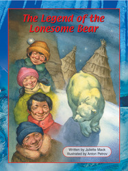 Take Two, The Legend of the Lonesome Bear, Level O, 6-pack