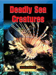 Take Two, Deadly Sea Creatures, Level P, 6-pack